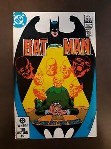 Batman #354 & 356 1982 1982 DC Comics Detective Hi Grade Dark Knight JLA Joker