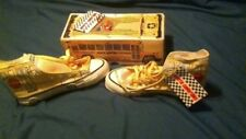 BOYS VINTAGE CONVERSE CONVERTIBLES SCHOOL BUS Tennis Shoes With Tags & Box