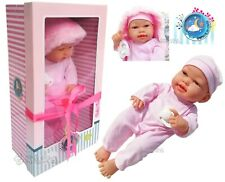 Doll Newborn 40 cm Reborn Doll Baby Born Dresses & Accessories