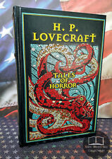 NEW H. P. Lovecraft Tales of Horror Bonded Leather Luxury Edition