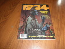 1984 Adult Fantasy Magazine #5-Richard Corben=February 1979