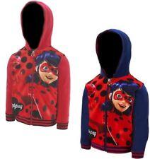Miraculous Ladybug Jacke Hoodie mit Kapuze