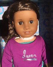 """American Girl Gabriela Doll and Book NIB 18 """" GOTY Fast Shipping"""