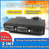 Under Dash AC Evaporator Underdash A/C Air Conditioner 2 IN 1 Cool + Heat 12V