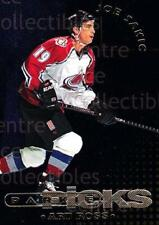 1995-96 Parkhurst Parkie Trophy Picks #16 Joe Sakic, Art Ross Trophy
