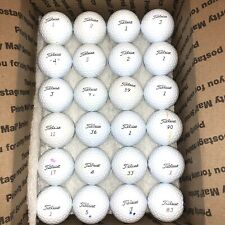 New listing 24 TITLEIST ProV1/V1X MINT-AAAAA- Used Golf Balls. PRIORITY SHIPPING!
