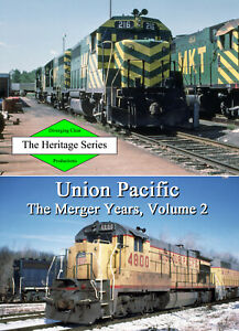 Railroad DVD: MoPac, The Katy, Chicago & North Western and Union Pacific