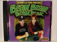 101 WRIF DETROIT - DREW AND MIKE PRESENT BLAH...BLAH...BLAH...BLAH... CD! EX+