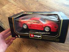 Burago Ferrari Plastic Vehicles
