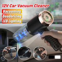 Car Vacuum Cleaners Cordless Handheld Rechargeable Portable For Home Wet Dry