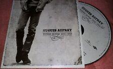 HUGUES AUFRAY CD POCHETTE CARTON 24 TITRES BONUS 1959/1969