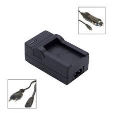Ladegerät Set für Nikon CoolPix D3100, D3200, D5100, P7000, P7100, P7700 Charger