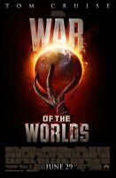 """WAR OF THE WORLDS - MOVIE POSTER / PRINT (REGULAR) (SIZE: 24"""" X 36"""")"""