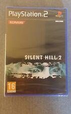 SILENT HILL 2 II PS2 PLAYSTATION 2 PRECINTADO SEALED