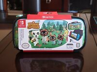 Nintendo Switch Animal Crossing: New Horizons Game Traveler Deluxe Travel Case