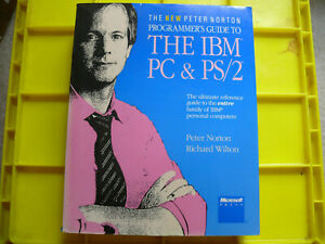 Programmers guide to the IBM PC and PS/2-Peter Norton