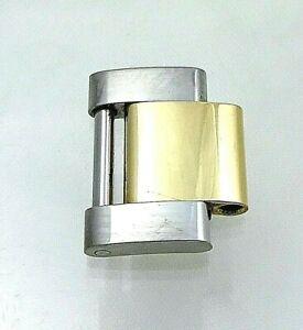 18k Solid Gold & Steel Rolex 116523 72203 116263 Oyster Band Bracelet 16mm Link