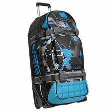 Hybrid Over 100L Luggage with Telescopic Handle