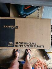 Champion Sporting Clay Pigeon Targets New 88 Skeet