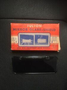 Fulton Rear Mirror Sun Glare Visor