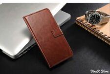 HandyHülle für Apple iPhone 6 Tasche Hülle Cover Wallet - Braun (34BR)