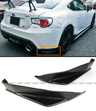 For 2013-18 Scion FR-S 86 / Subaru BRZ Sti TS Style Rear Bumper Aero Side Aprons