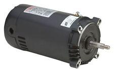 A.O. Smith ST1152 1.5HP 115V/230V Start / Run Capacitor C-Face Pool Motor