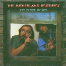 SUTHERLAND BROTHERS - WHEN THE NIGHT COMES DOWN  CD NEU