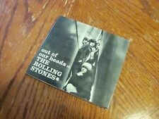 The Rolling Stones Out of Our Heads  CD Gold remaster digipak SACD DSD