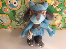 Pokemon Plush Riolu Jakks doll figure stuffed animal go toy lucario USA Seller