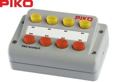Piko H0 55261 Control Desk for 4 Rail and Alternator Circuits - NEW + OVP