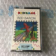 1982# Rare Tape Game Cassetta Red BARON-Lothlorien-Sinclair ZX Spectrum