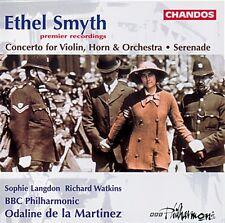 Odaline de la Mart n - Concerto for Violin Horn & Orchestra [New CD]