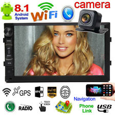 For BMW 3 E46 M3 7-inch Android 8.1 Car Radio Stereo In-Dash GPS Navi + Camera