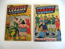 *Justice League Of America #7 And #8 Guide $82