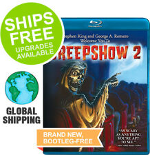 Creepshow 2 (Blu-Ray, 2013) NEW, Stephen King, George Romero, George Kennedy