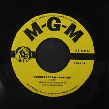 """ARTHUR SMITH: Express Train Boogie / Who Shot Willie 45 (scarce on 7"""") Country"""