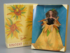 Sunflower Barbie - Vincent Van Gogh Limited Edition Mint NRFB New in Box