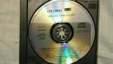 COMPILATION - PROMO COLUMBIA FOR RADIO ( SPIN DOCTORS NAS PUPPIES...). CD