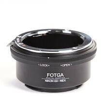 Nikon AI AF-S G Lens To Sony NEX E mount adapter A7 A7R A7S II III A6300 A6500