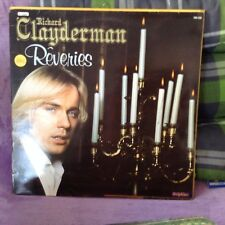 "vinyle 33T LP Richard CLAYDERMAN "" REVERIES Double Pochette DELPHINE 700.036"