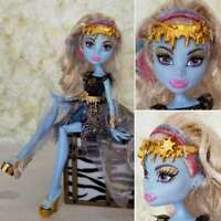 Mattel Monster High Haunt The Casbah Abbey Bominable Doll 13 Wishes 2013