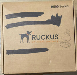 Ruckus 901R500US00  R500 Unleashed High Performance Smart Wireless Access Point