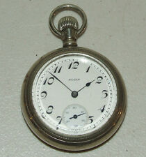 Open Face Antique Pocket Watches with 15 Jewels for sale | eBay