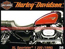 HARLEY DAVIDSON XL 1200 Sportster 1996 Custom Mania Mod Chopper 2 Hideya TOGASHI