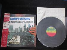 OST Soup for One Japan Promo Vinyl LP Chic Nile Rodgers Deborah Harry of Blondie