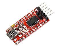 Modulo shield FT232RL Adattatore TTL Seriale UART Arduino Programmer Bootloader