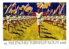 Sport, Deutsches Turnfest Köln 1928