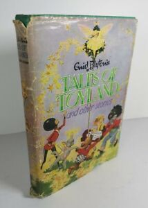 Enid Blyton Tales of Toyland and Other Stories 1963 1st Edition Hardback Book