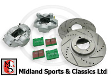 BEK090UR - TRIUMPH SPITFIRE & HERALD - CALIPER BRAKE UPGRADE KIT - 159130 159131